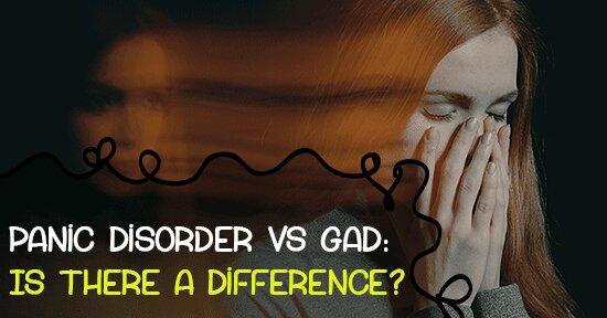 Panic Disorder vs GAD